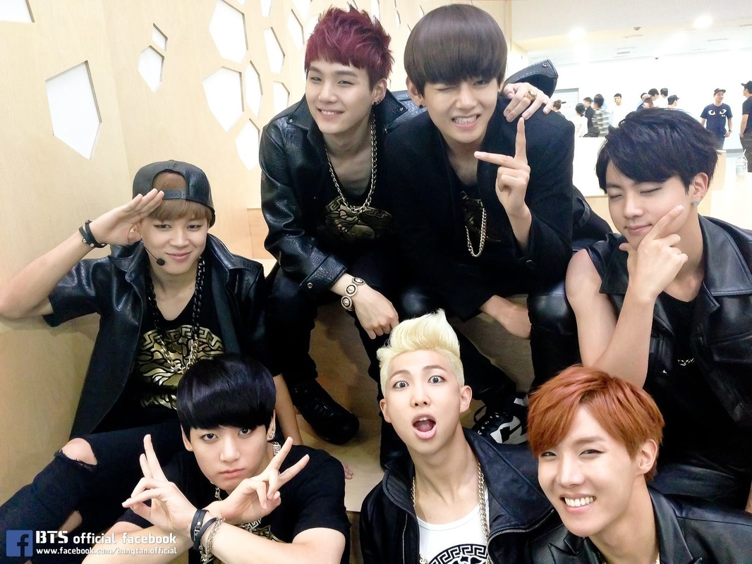Kpop Group: Category: 4. DARK&WILD